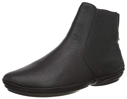 CAMPER Womens Right Nina Chelsea Boot, Black