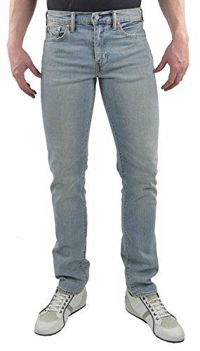 Levi's Jeans 511 Slim Fit blau Used W32L34