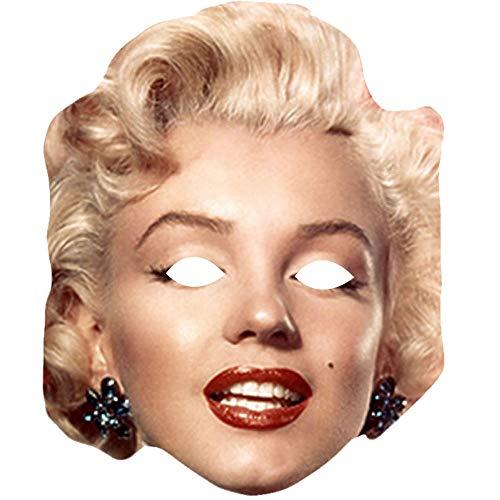 Lord Fox Marilyn Monroe Film Schauspielerin Berühmte Promi-Maske Kostümparty