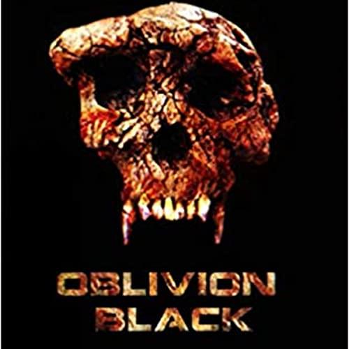 Oblivion Black cover art