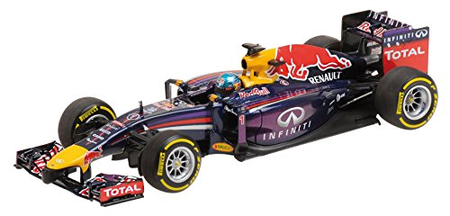 Infiniti Red Bull Racing RB10 Sebastian Vettel 2014 1:43 Minichamps