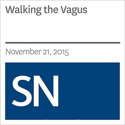 Walking the Vagus audiobook cover art