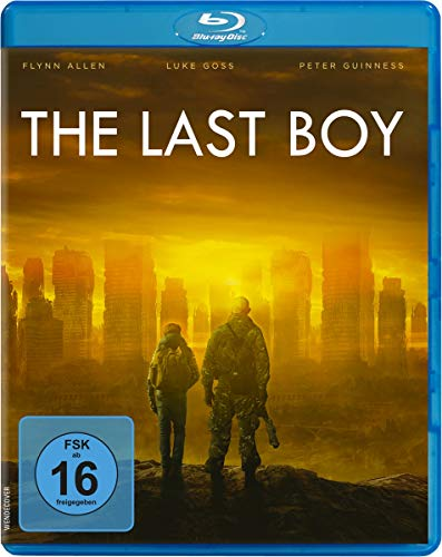 The Last Boy [Blu-ray]