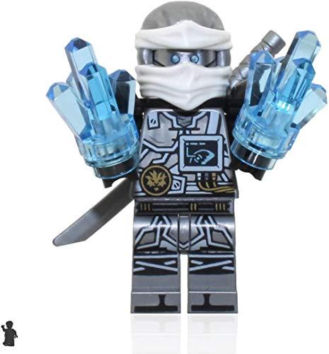 LEGO Ninjago Zane Limited Edition Foil Pack mit Schwert und Eiskristallen