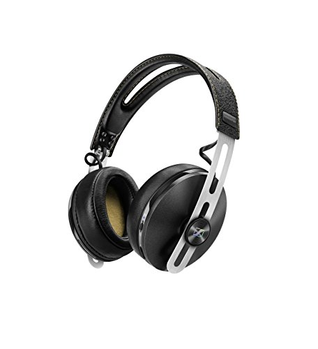 Sennheiser Momentum M2 AEBT Over-Ear Kopfhörer (Wireless, Bluetooth, 3,5 mm Klinkenstecker, Noise Cancelling) ivory