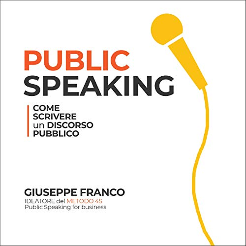 Public speaking copertina