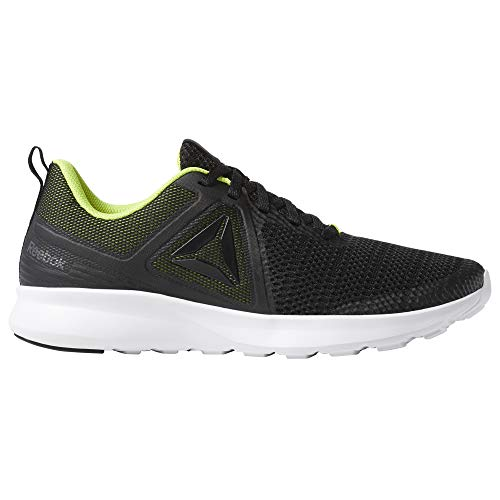 Reebok Speed Breeze, Zapatillas de Trail Running para Hombre, Multicolor (Black/Neon Lime/White/Cold Grey 000), 43 EU