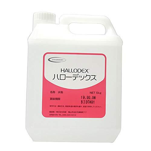 【業務用】 林原 ハローデックス ボトル 水飴 5kg 甘味料