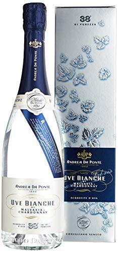 Andrea Da Ponte Uve Bianche Di Malvasia E Chardonnay mit Geschenkverpackung (1 x 0,7 l)