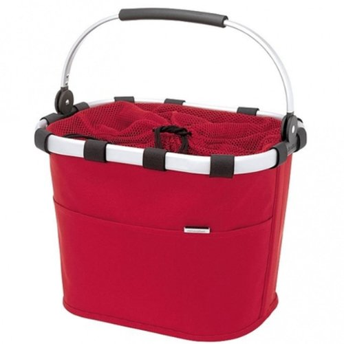 reisenthel bikebasket plus 35 x 29 x 28 cm/12 l / red
