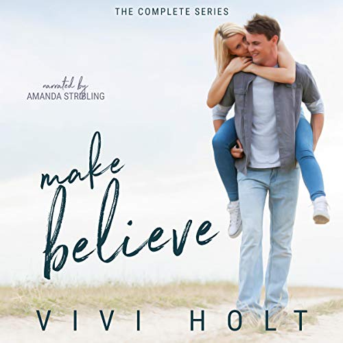 Make-Believe: The Complete Series cover art