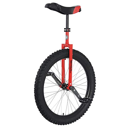 Nimbus 26' Mountain Unicycle - Red