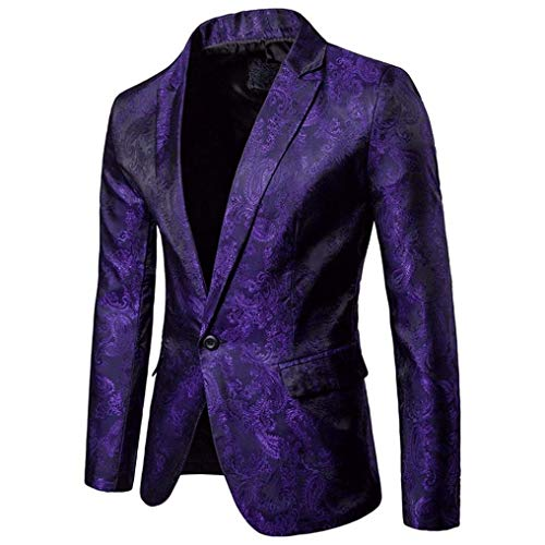 Bedel mannen Casual Een Blazer Pak Knop Fit Jas Moderne Casual Jas Tops Mannen Pak Business Slim Fit Bruiloft Tuxedo Jas Blazer Zakelijke Blazer