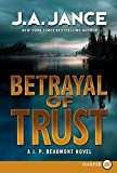 Image of Betrayal of Trust: A J. P. Beaumont Novel (J. P. Beaumont Novel, 20)
