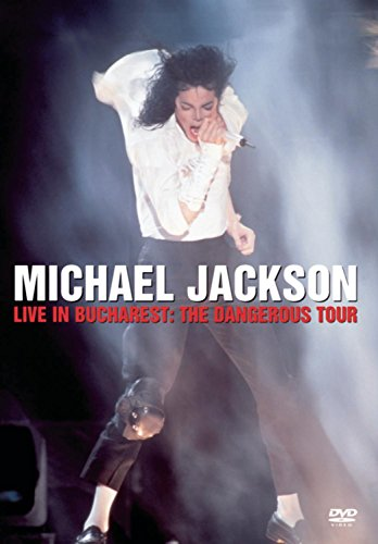 Live In Bucharest: The Dangerous Tour [DVD]