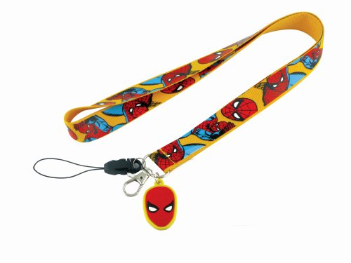 Marvel The Amazing-Spiderman Lanyard