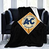 Allis Chalmers Logothrow Blanket Ultra-Soft Micro Fleece Blanket for Bad
