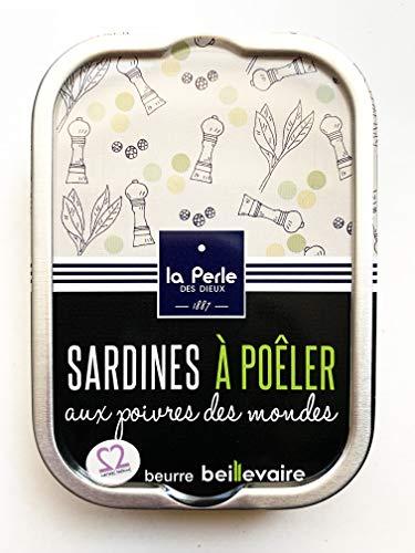 バターサーディン オリビエ・ローランジェのスパイス風味