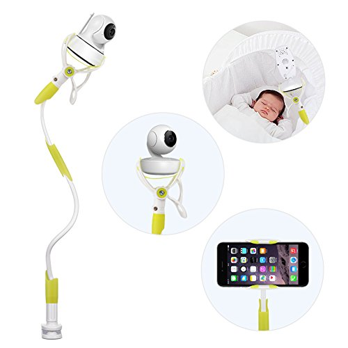 Baby Kamera Halterung, YIKANWEN Baby Monitor Halter,Handyhalter, Flexible Kamera Ständer für Kinderzimmerkein