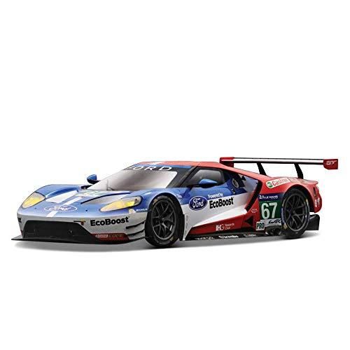 Bburago 1:32 Ford GT Race Car (2017) Driver #67