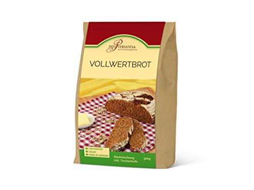 Backmischung Vollwert-Brot 500g inkl. Hefe