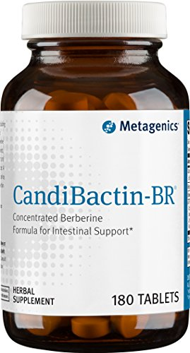 Metagenics CandiBactin-BR – Concentrated Berberine Formula for Intestinal Support * | 180 count