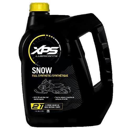 Ski-Doo XPS 2T Snowmobile Synthetic Oil 1 Gallon 779452