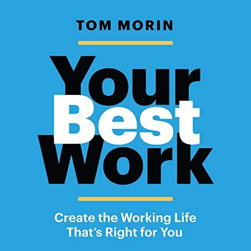 Your Best Work audiobook cover art