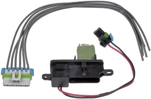 Dorman 973-407 Front HVAC Blower Motor Resistor Kit for Select Chevrolet / GMC / Isuzu Models