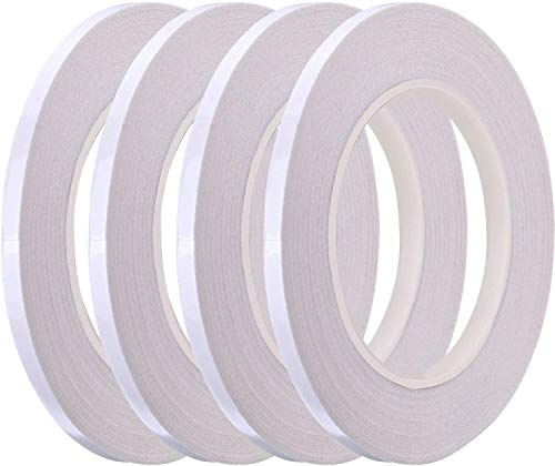 Quilting Sewing Tape Wash Tape, je 22 Yard (4 Rollen)