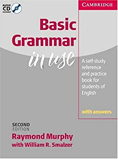 Basic Grammar in Use with Answers, Korean edition: Self-study Reference and Practice for Students of English