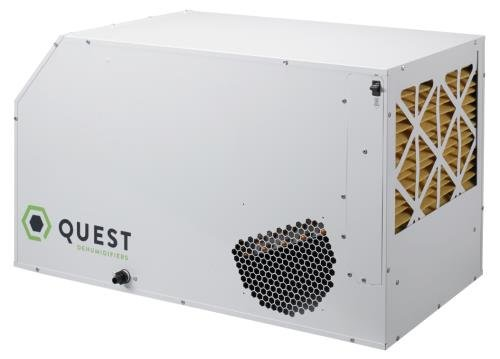 Quest 700819 Dual 105 Overhead Dehumidifier