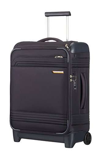 Samsonite Smarttop Upright 55/20 Bagaglio a Mano, Polipropilene, Midnight Blue, 39.5 ml, 55 cm