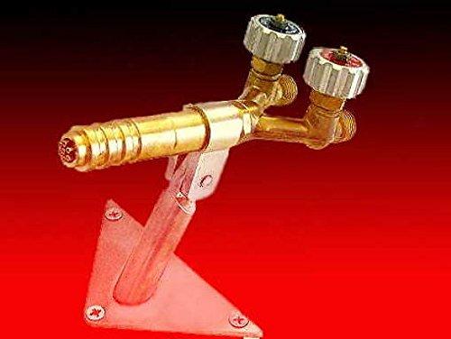 Devardi Glass Spartan Oxygen/Propane Surface Mix Torch, Lampworking, Beadmaking