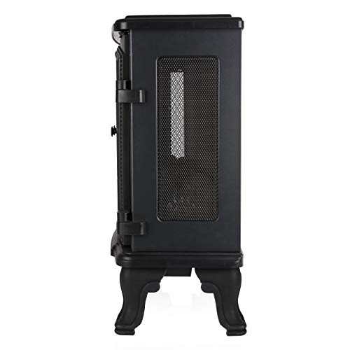 411B0BXCUJL. SS500  - Warmlite Rochester Electric Fireplace Heater with Realistic Flame Effect, Remote Control Operation, Overheat Protection…
