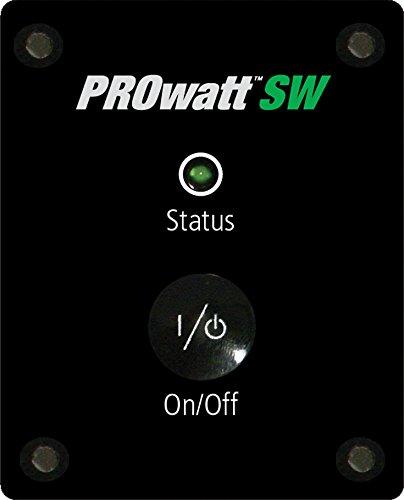 Xantrex Technology Inc, 808-9001 Remote Panel for Prowatt Sw
