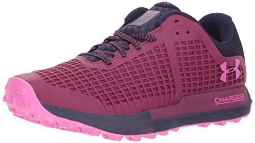 Under Armour Women americans's Horizon BPF Running Shoe Charged Cherry (600)/Purple Change 8 thumbnail