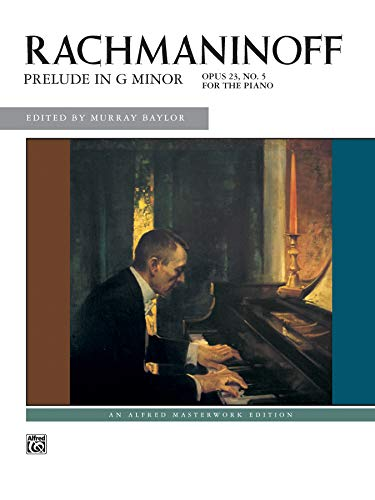 Prelude in G minor, Op. 23, No. 5 (Alfred Masterwork Edition)