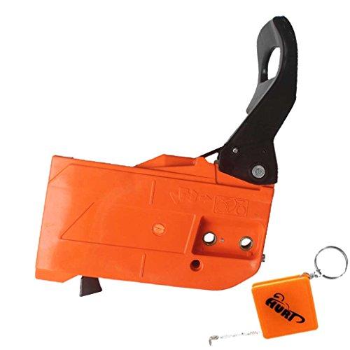 HURI Kettenraddeckel Kettenbremse passend für Motorsägen Kettensäge Stenson YD 5200