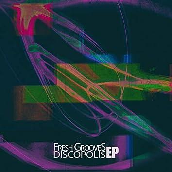 Discopolis - EP