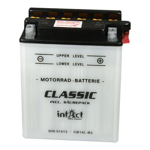 intact Bike-Power Classic 12V 14Ah 51413 YB14L-B2