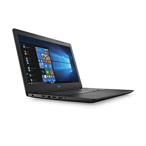 "Dell Gaming Laptop - 15"" FHD, 8th Gen Intel Core i7-8750H CPU, 16GB RAM, 256GB SSD+1TB HDD, NVIDIA GeForce GTX 1050, Windows 10 Home, Black - G3579-7989BLK-PUS"