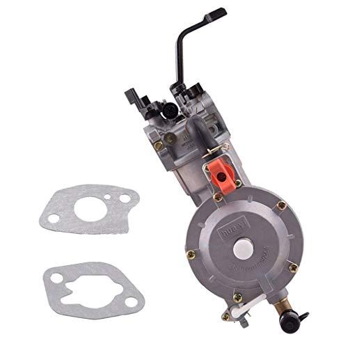 SUCHUANGUANG LPG 168 Carburetor Dual Fuel LPG NG Conversion Kit for 2KW 3KW 168F 170F Carburetor Gary