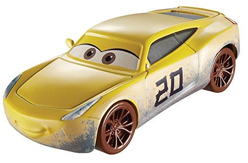 Mattel Disney Cars DXV47 - Disney Cars 3 Die-Cast Cruz Ramirez als Frances Beltline