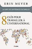 La Carte des Differences Culturelles - 8 clés pour travailler à l'international