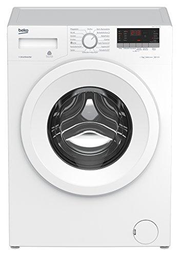 Beko WMB 71643 PTN Waschmaschine Frontlader / A+++ / 1600pM / 7kg / Super Express 14 / Mengenautomatik / Watersafe / ProSmart Inverter Motor / Pet Hair Removal