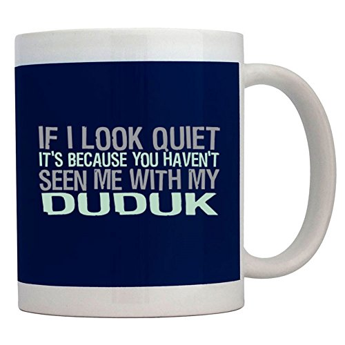 Teeburon If I Look Quiet It's Because You Haven't Seen me with my Duduk Taza