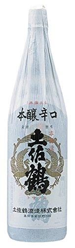 土佐鶴酒造 本醸造酒 本醸辛口 [ 日本酒 高知県 1.8L ]