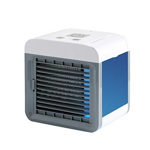 Mobile Klimageräte Kleiner Ventilator Luftkühler Klimaanlagenlüfter Small Air Conditioner Desk Verdunstungsluftkühler Haushaltsluftkühler Luftbefeuchter klimaanlagen für Home Bedroom Office