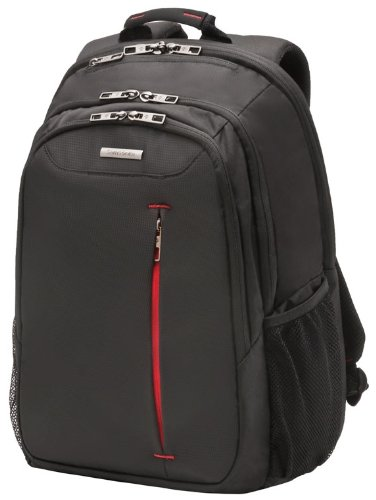 Samsonite - Guardit - Mochila para Laptop 43 cm, 18 L, Negro